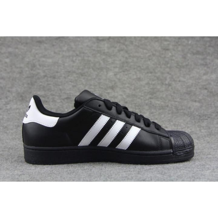 Кроссовки Adidas Superstar черные